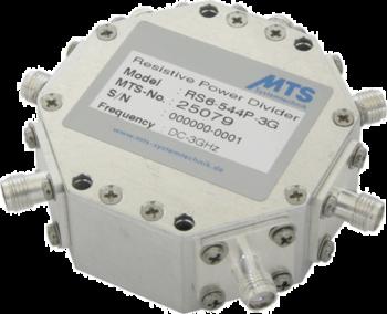 RS6 Resistive Powerdivider / Combiner / Splitters / Combiners / RF